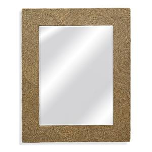 Bassett Mirror Pan Pacific Maren Wall Mirror