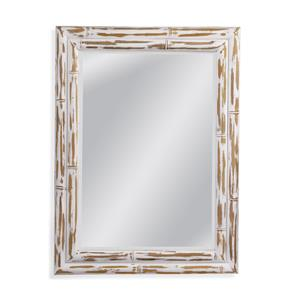 Bassett Mirror Pan Pacific Garner Wall Mirror