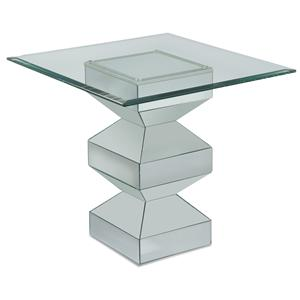 Bassett Mirror Paparazzo Rectangular End Table