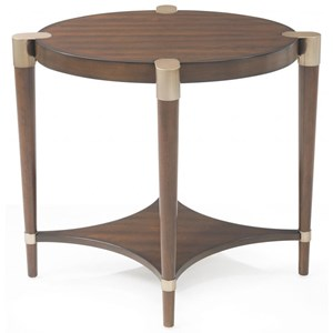 Cole Oval End Table