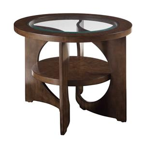 Alford Round End Table