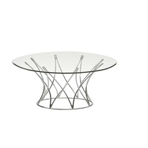 Mercer Round Cocktail Table