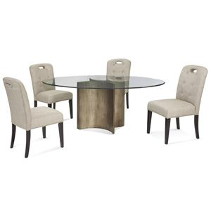 Symmetry Casual Dining Set