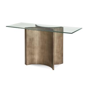 Bassett Mirror Thoroughly Modern Symmetry Console
