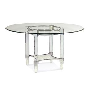 Cristal Round Dining Table