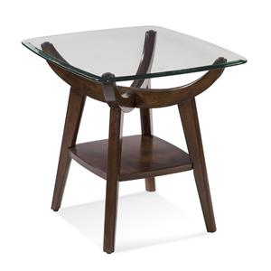 Bassett Mirror Thoroughly Modern Gillian End Table