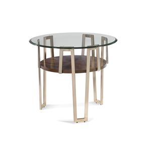 Cornell Round End Table