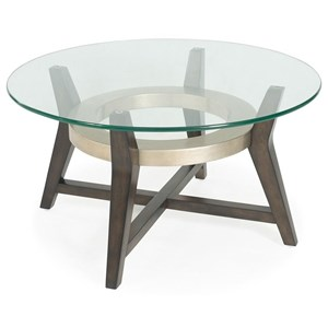 Elston Round Cocktail Table