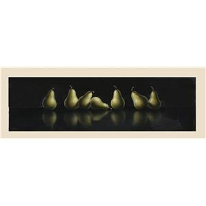 Pears Reflections- Canvas