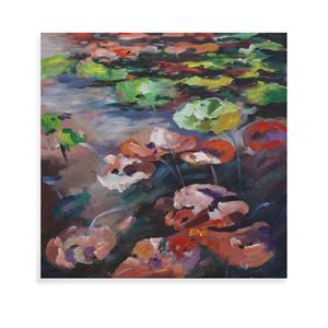 Bassett Mirror Thoroughly Modern Lily Pads