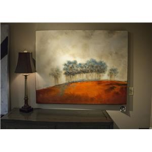 Bassett Mirror Thoroughly Modern Forest of Trees Canvas Wall Art