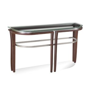 Bassett Mirror Thoroughly Modern Fusion Console Table
