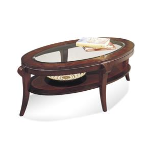 Ashland Heights Oval Cocktail Table