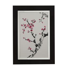 Bassett Mirror Thoroughly Modern Plum Blossom Branch II