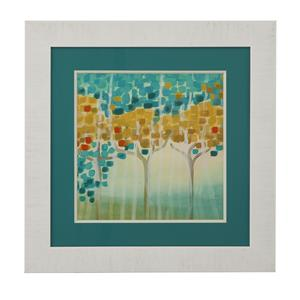 Bassett Mirror Thoroughly Modern Forest Mosaic I
