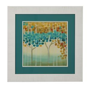 Bassett Mirror Thoroughly Modern Forest Mosaic II