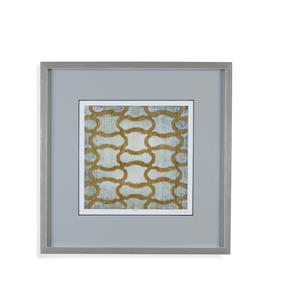 Bassett Mirror Thoroughly Modern Spectrum Symmetry I