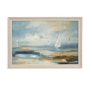 Bassett Mirror Thoroughly Modern Ocean Play I
