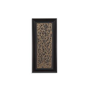 Bassett Mirror Thoroughly Modern Decograph Panel