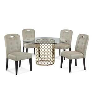 Carnaby Casual Dining Set