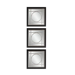 Gemini Wall Mirror S/3