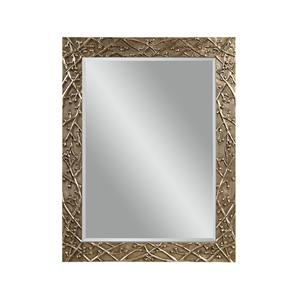 Bassett Mirror Thoroughly Modern Panache Wall Mirror