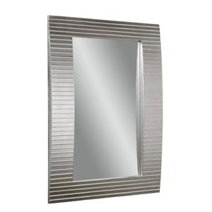 Bassett Mirror Thoroughly Modern Tambour Wall Mirror