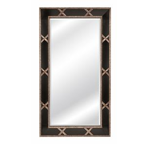 Bassett Mirror Thoroughly Modern Barcino Leaner Mirror
