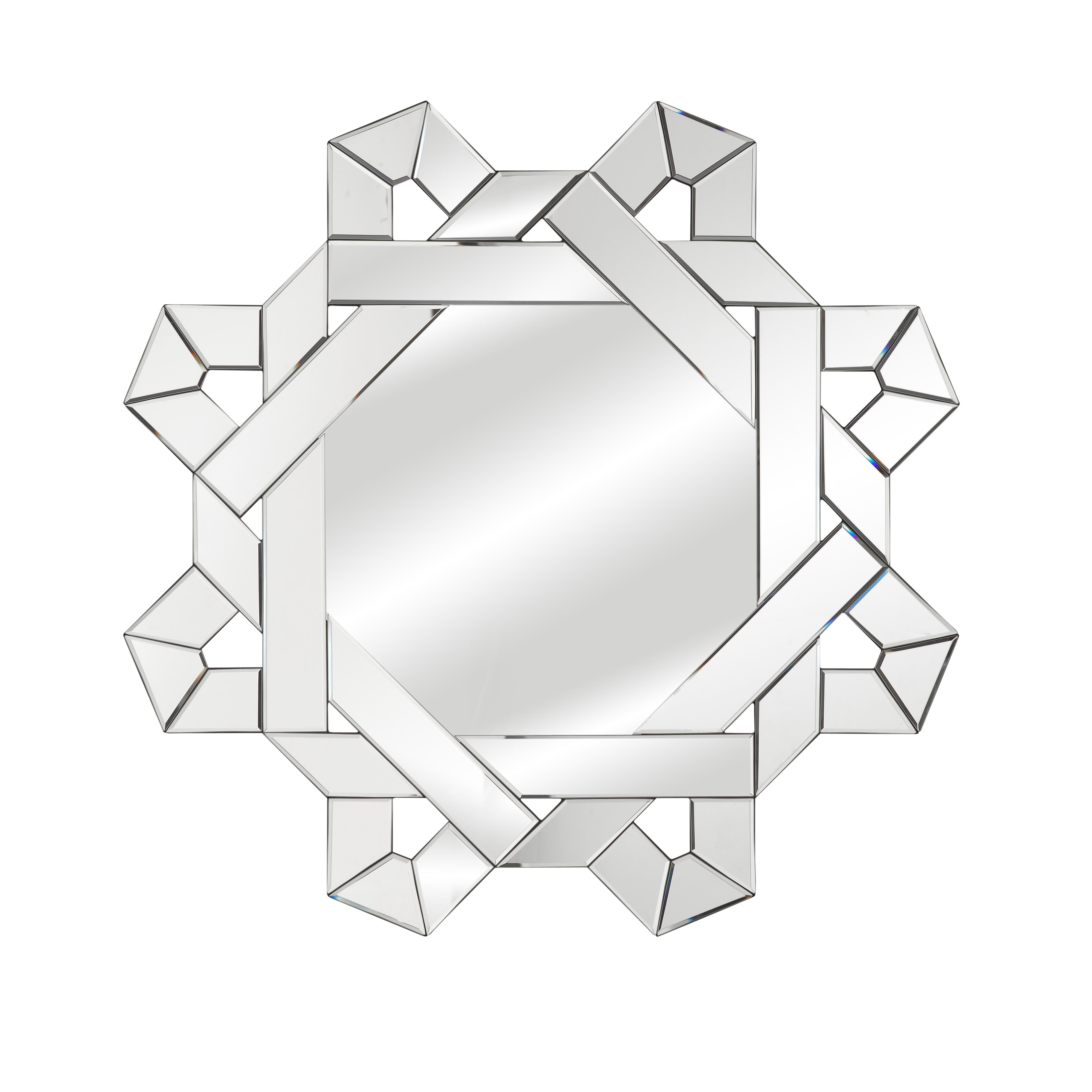 bassett mirror thoroughly modern stellan wall mirror