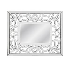 Bassett Mirror Thoroughly Modern Lyla Wall Mirror
