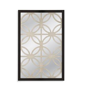 Bassett Mirror Thoroughly Modern Dawson Wall Mirror