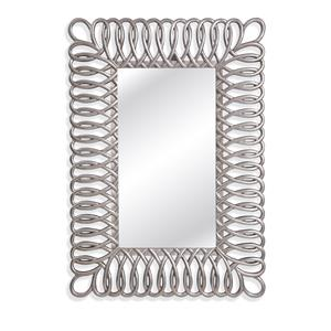 Bassett Mirror Thoroughly Modern Leah Wall Mirror