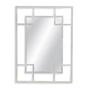 Bassett Mirror Thoroughly Modern Amos Wall Mirror