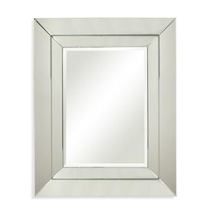 Bassett Mirror Thoroughly Modern Ronan Wall Mirror