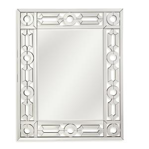 Bassett Mirror Thoroughly Modern Pilar Wall Mirror