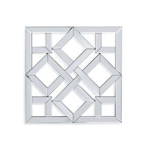 Bassett Mirror Thoroughly Modern Vida Wall Mirror