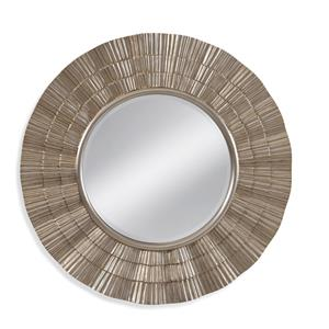 Bassett Mirror Thoroughly Modern Luana Wall Mirror