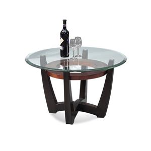 Elation Round Cocktail Table