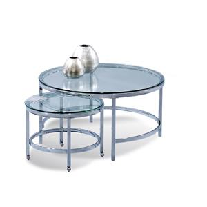 Patinoire Round Cocktail Table