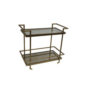Bassett Mirror Thoroughly Modern Fouquet Tea Cart