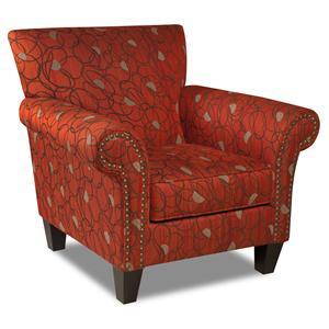 Modern Upholstered Chair