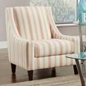 Bauhaus 450 Chair - Item Number: 450-40-Carlyle Sunset