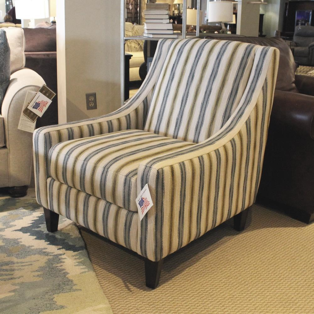 Metro Collection Cleveland Upholstered Chair - Item Number: 738468264