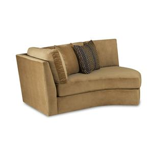 Transitional Love Chair