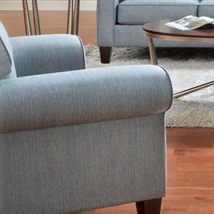 Bauhaus 714 Chair and a Half
