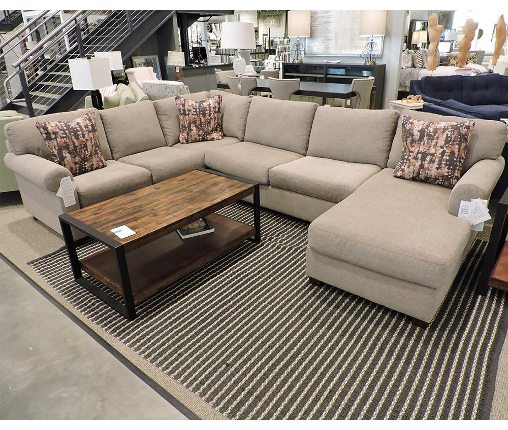 Metro Collection Spring Hill Sectional Belfort Furniture