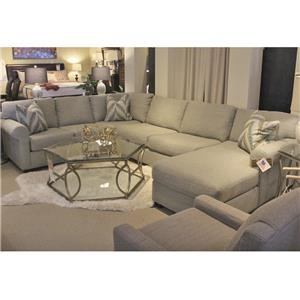 Metro Collection Spring Hill 3 Piece Sectional