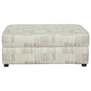 Bauhaus 907A Transitional Storage Ottoman