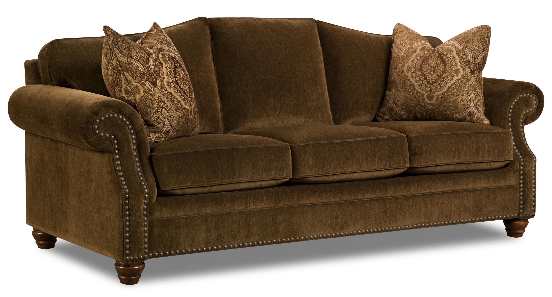 Genial Bauhaus BO7A Camelback Stationary Sofa With Nail Heads   AHFA   Sofa Dealer  Locator