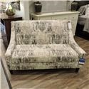 Metro Collection Clearance Woodley Settee - Item Number: 657440457